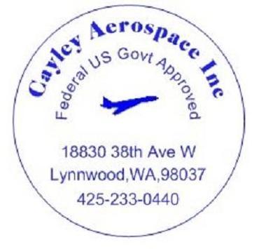 Cayley Aerospace Inc apk screenshot