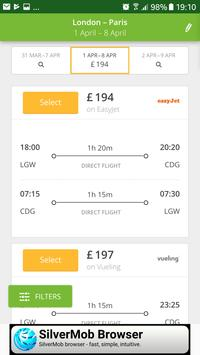 Cheap Flights and Hotels screenshot 2