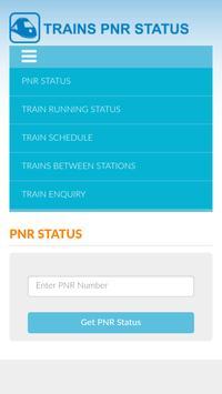 Check PNR Status apk screenshot
