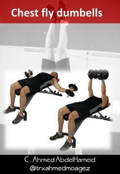 Chest exercises apk screenshot