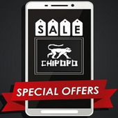 Chipopo Sale - Free Shipping icon