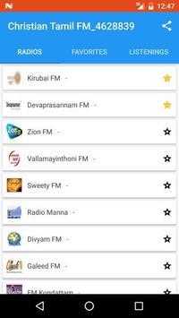 Christian Tamil FM poster