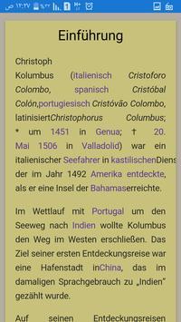 Christoph Kolumbus screenshot 1