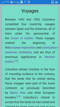Christopher Columbus apk screenshot