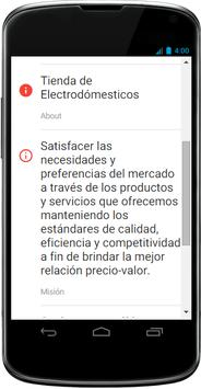 ComercialEbenezer apk screenshot