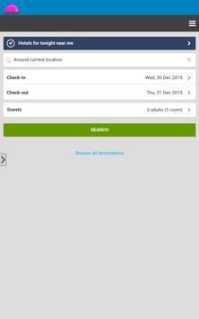 Compare Hotels Quality & Price apk screenshot