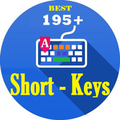 Computer Shortcuts {200+ Keys} icon