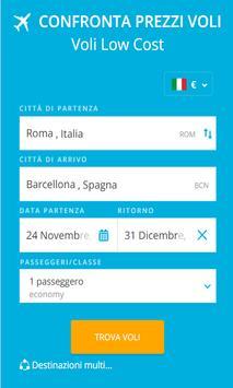 Confronta Prezzi Voli screenshot 4