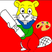 Color Funny Animals icon