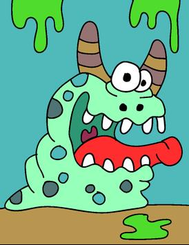Color It Monsters screenshot 2