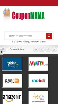 CouponMama - coupons and deals poster