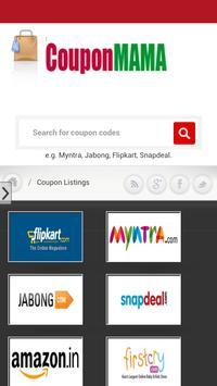 CouponMama - coupons and deals screenshot 2