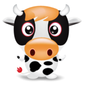 Cow Travel - Hotel Deals icon