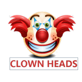 Clown Heads icon