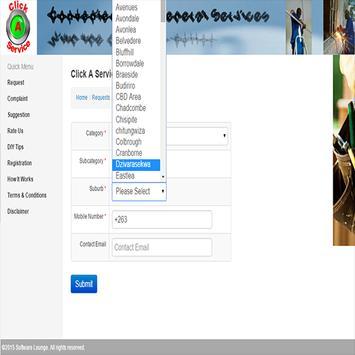 Click a Service screenshot 3