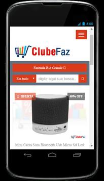 ClubeFaz screenshot 1