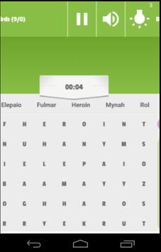 Cross Word screenshot 3