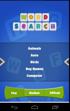 Cross Word screenshot 1