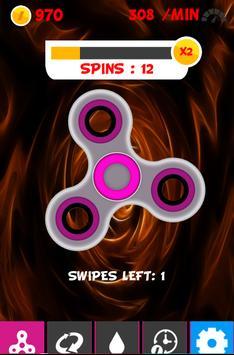 Spinner hand Crash screenshot 14