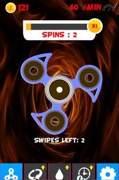Spinner hand Crash screenshot 1
