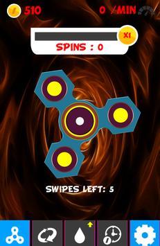 Spinner hand Crash screenshot 3