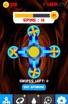 Spinner hand Crash screenshot 8