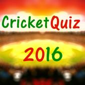 Cricket Quiz 2016 icon