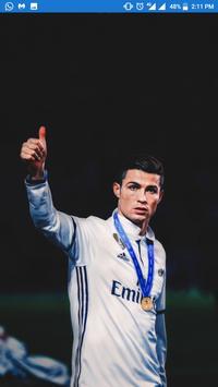 Cristiano Ronaldo Wallpaper poster