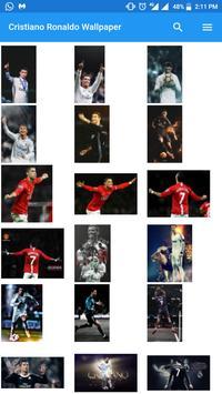 Cristiano Ronaldo Wallpaper screenshot 1