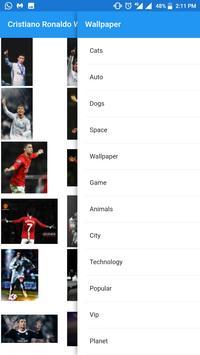 Cristiano Ronaldo Wallpaper screenshot 3