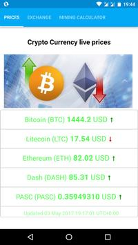 Crypto Currency Converter 2017 poster ...