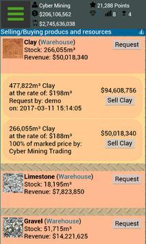 Cyber Mining apk screenshot