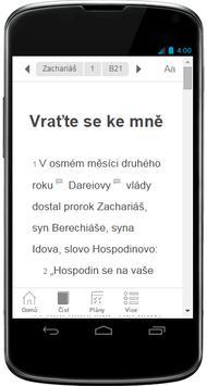 Czech Bible screenshot 2