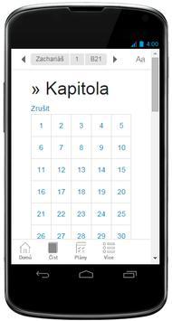 Czech Bible screenshot 4