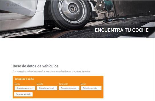 Debin Reprogramación Coche screenshot 5