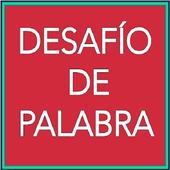 DESAFÍO DE PALABRA icon