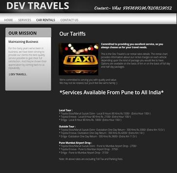 DEV TRAVELS screenshot 2