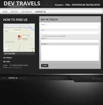 DEV TRAVELS screenshot 3