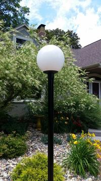 DIY Solar Post Light apk screenshot