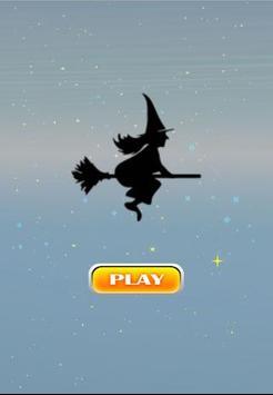 Dizzy Witch poster