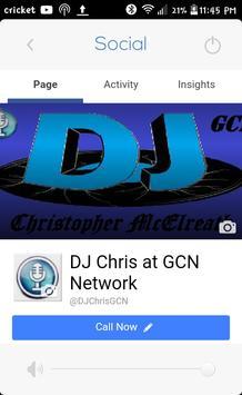 DJ Chris @ GCN Network screenshot 2