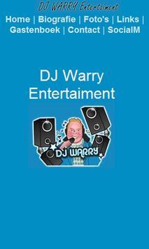 DJ Warry Entertainment poster