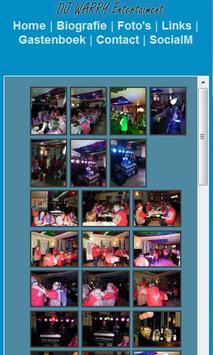 DJ Warry Entertainment screenshot 1