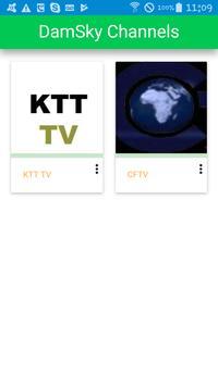 DamSky Channels apk screenshot