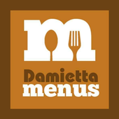 Damietta Menus icon