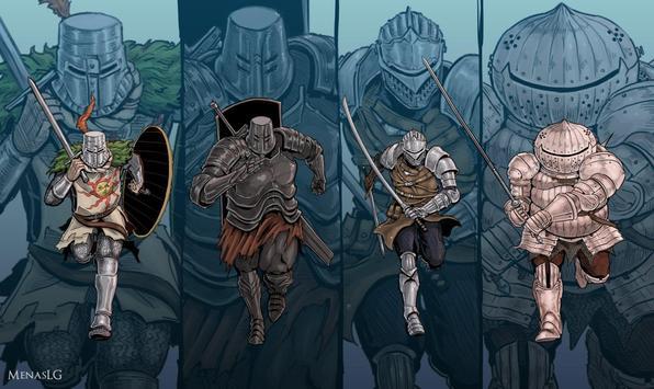 Dark Souls Wallpapers HD screenshot 2