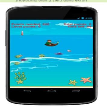 Fish Man apk screenshot