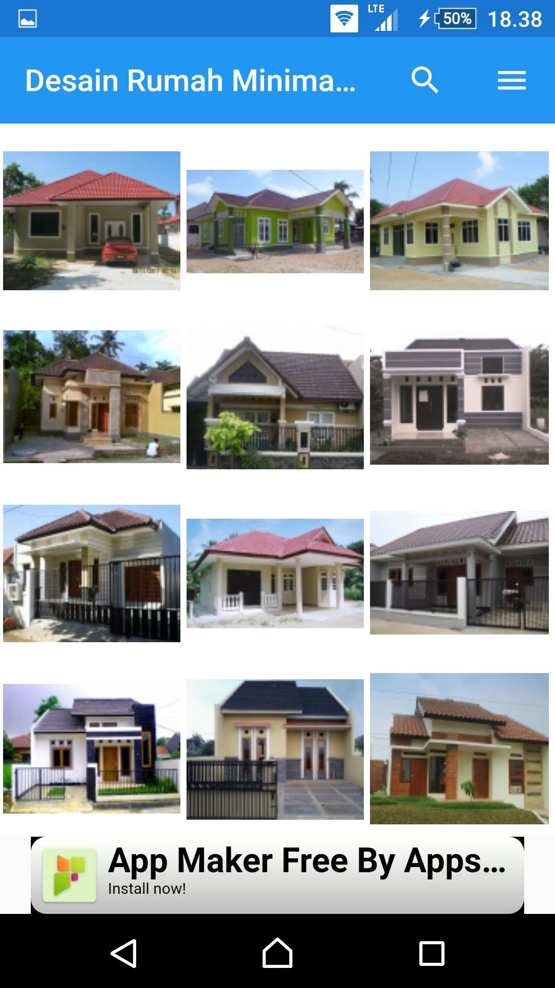 Desain Rumah Minimalis Tipe 36 for Android APK Download