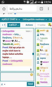 Desi Chat screenshot 1