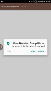 Devotion Group Diu poster